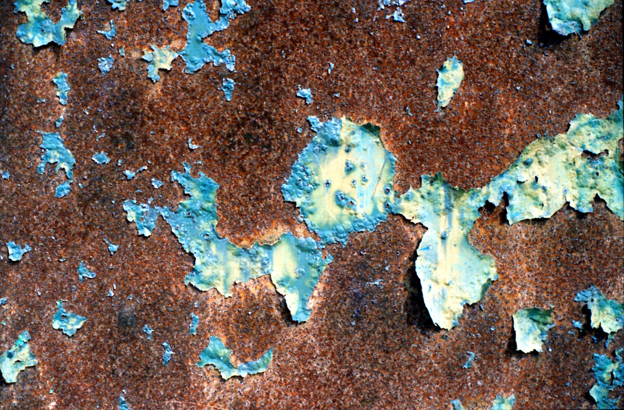 rust-and-paint-flakes